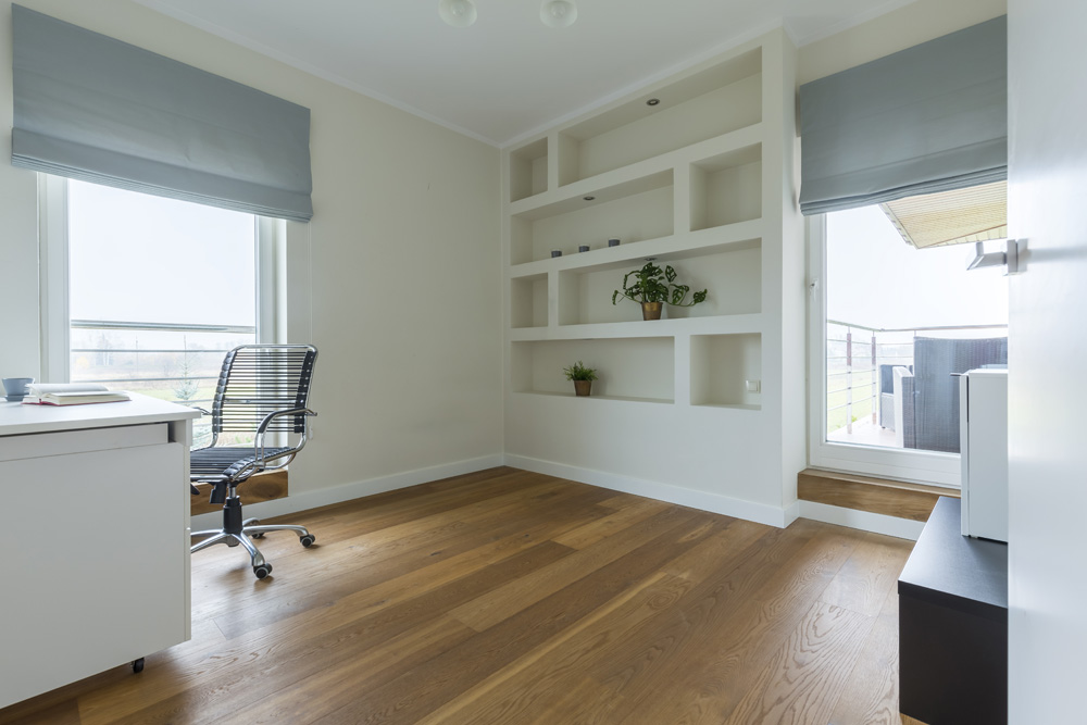 Φωτό office with wooden floor PYMGSB4