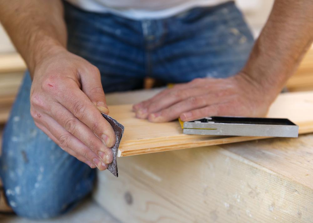 Φωτό wooden flooring PK35PXF